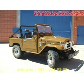 TOYOTA Land Cruiser BJ 40 Cabrio