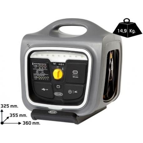 Avviatore di emergenza 800A + Inverter